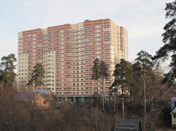 Новостройка Жилой дом на ул. Малая Комитетская23